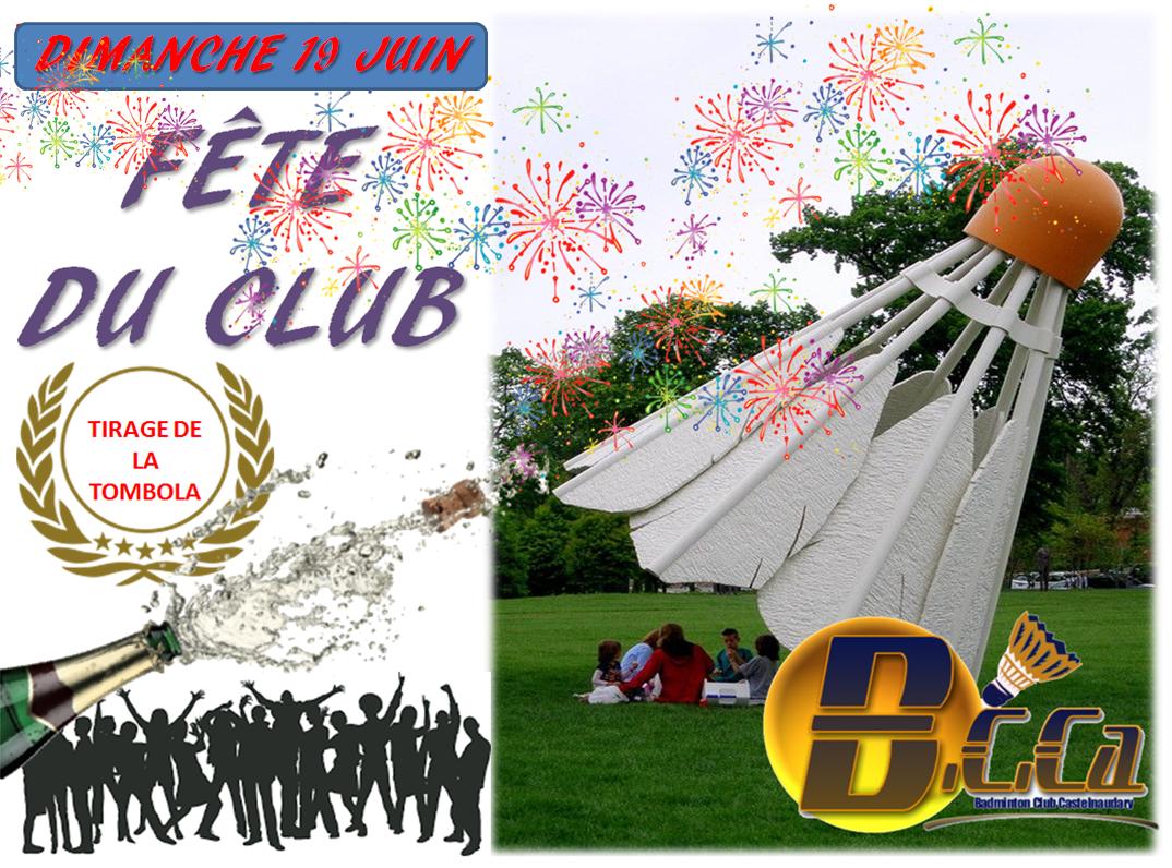 Fête du club 2016